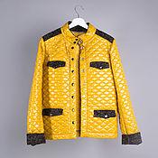 Одежда ручной работы. Ярмарка Мастеров - ручная работа Куртка. Handmade.