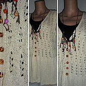 Vests handmade. Livemaster - original item Ethno. Handmade.