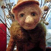 """Куклы и игрушки ручной работы. Ярмарка Мастеров - ручная работа Кукла """"Добрая старушка"""". Handmade."""