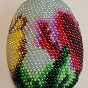 Подарки к праздникам ручной работы. Ярмарка Мастеров - ручная работа Пасхальное яйцо сувенир. Handmade.