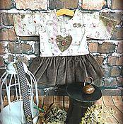 """Куклы и игрушки ручной работы. Ярмарка Мастеров - ручная работа Набор для мишки """"Кис-Кис"""". Handmade."""