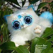 Куклы и игрушки ручной работы. Ярмарка Мастеров - ручная работа Королевский волшебный кот породы : Мирис.. Handmade.