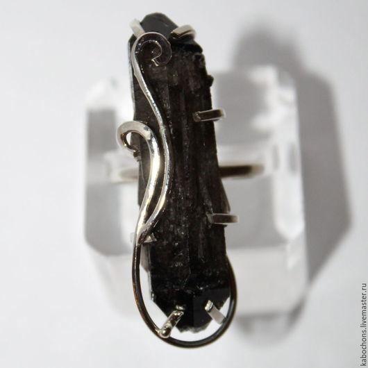 """Кольца ручной работы. Ярмарка Мастеров - ручная работа. Купить Кольцо """"Magic Black"""" Морион. Handmade. Черный, натуральные камни"""