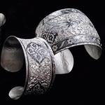 Браслеты из Кубачи ЧЕГЕРИ - Ярмарка Мастеров - ручная работа, handmade