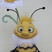Куклы и игрушки ручной работы. Ярмарка Мастеров - ручная работа Насекомыш Пчелкин. Handmade.