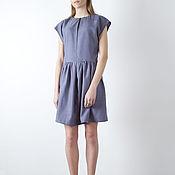 Одежда ручной работы. Ярмарка Мастеров - ручная работа Платье в стиле Кежуал. Handmade.