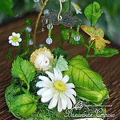 Для дома и интерьера handmade. Livemaster - original item Lullaby of the Fairies of the Camomile (gift). Handmade.