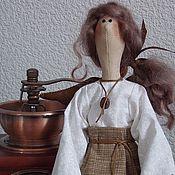 Куклы и игрушки ручной работы. Ярмарка Мастеров - ручная работа Кофеечка (3). Handmade.