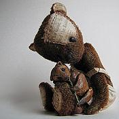 Куклы и игрушки handmade. Livemaster - original item Clyde. Handmade.