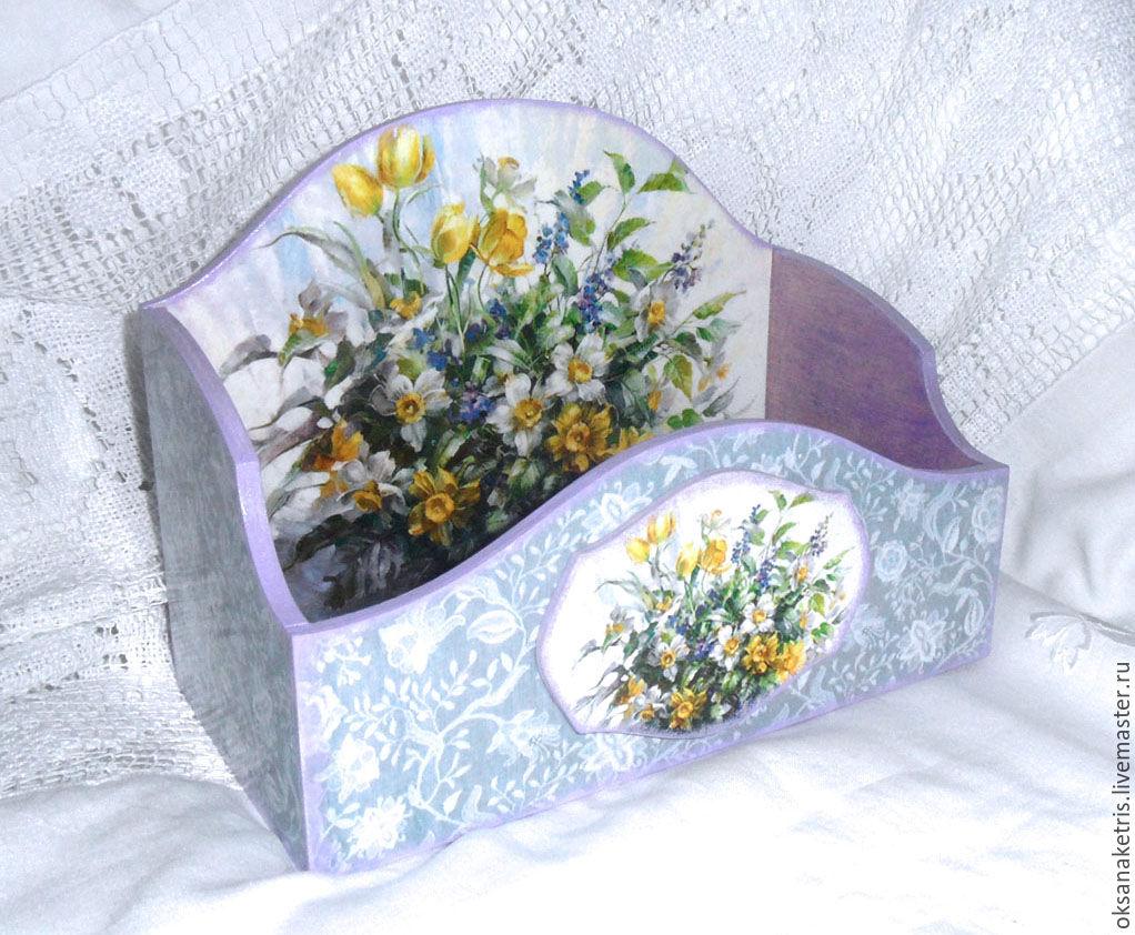 Ladies Lace box tenderness, Basket, Novosibirsk, Фото №1