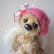 """Куклы и игрушки ручной работы. Ярмарка Мастеров - ручная работа Мишка-ангел """"Хлоя"""". Handmade."""