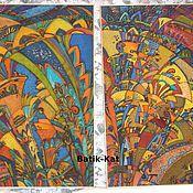 """Картины и панно ручной работы. Ярмарка Мастеров - ручная работа """"Каменная радуга"""" (диптих). Handmade."""