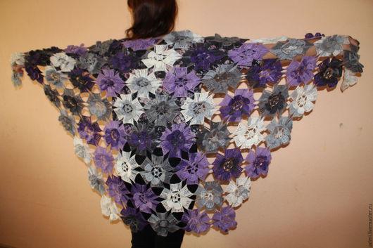 шаль - Вальс цветов