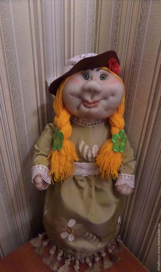 Подвески ручной работы. Ярмарка Мастеров - ручная работа. Купить Лялька каркасна ручної роботи. Handmade. Кукла ручной работы