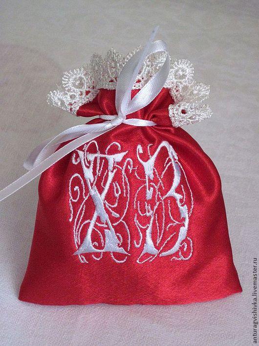 Пасхальные мешочки для подарков