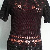 Одежда ручной работы. Ярмарка Мастеров - ручная работа туника женская. Handmade.