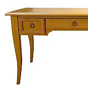 Дизайнерский стол из массива дуба