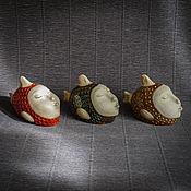 Для дома и интерьера handmade. Livemaster - original item Small fish. Handmade.