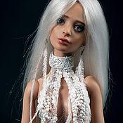 Шарнирная кукла ручной работы. Ярмарка Мастеров - ручная работа Шарнирная кукла. Handmade.