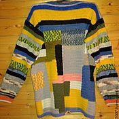 """Одежда ручной работы. Ярмарка Мастеров - ручная работа Джемпер """"Оригинальный"""". Handmade."""