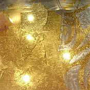 Для дома и интерьера ручной работы. Ярмарка Мастеров - ручная работа Состаренное настенное зеркало в стиле лофт подарок мужчине. Handmade.