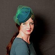 Аксессуары handmade. Livemaster - original item Little hat