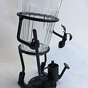 Посуда handmade. Livemaster - original item Stand under glass