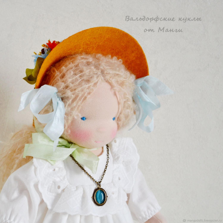 Алиса, вальдорфская кукла (35 см), Игрушки, Томск, Фото №1
