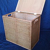 Для дома и интерьера ручной работы. Ярмарка Мастеров - ручная работа короб с крышкой. Handmade.