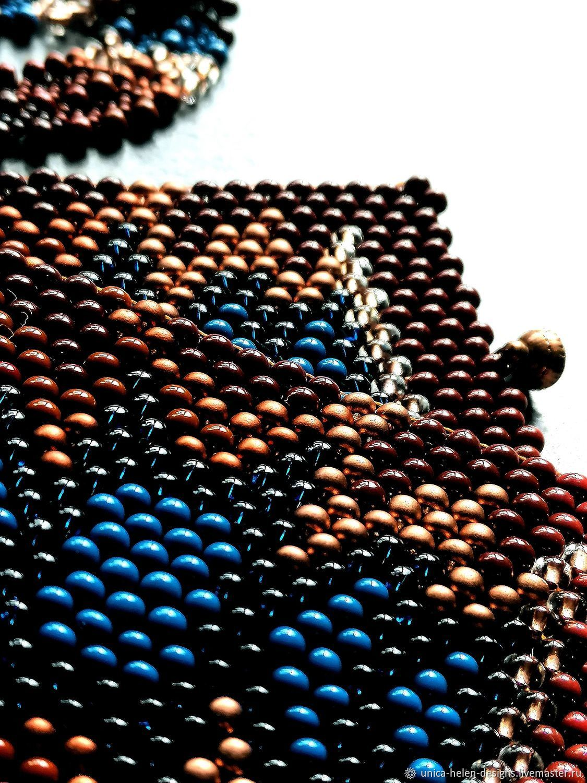 An Indian couple.Two beaded bracelets :Narrow and wide.Average sold, Bracelet set, Sevastopol,  Фото №1