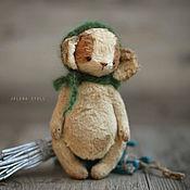 Куклы и игрушки ручной работы. Ярмарка Мастеров - ручная работа Пёсик Tomas. Handmade.