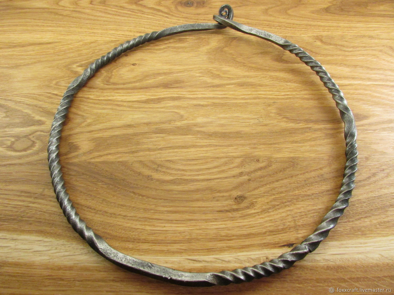 Шейная гривна серебро купить металлоискатель с дискриминацией купить