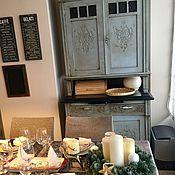 Для дома и интерьера ручной работы. Ярмарка Мастеров - ручная работа Старинный буфет. Handmade.