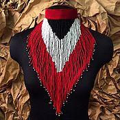 Украшения handmade. Livemaster - original item Ethnic necklace. Handmade.
