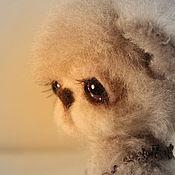 Куклы и игрушки ручной работы. Ярмарка Мастеров - ручная работа мишка Пуши. Handmade.