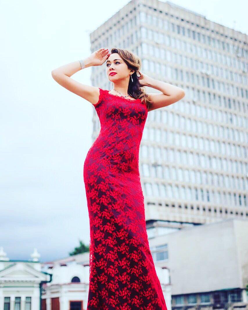 Lace dress, evening dress, Dresses, Moscow,  Фото №1