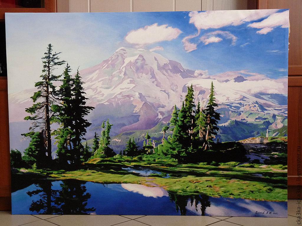 Солнцем, яркими цветами и красками заполнены картины леонида афремова, живопись его позитивна и радостна