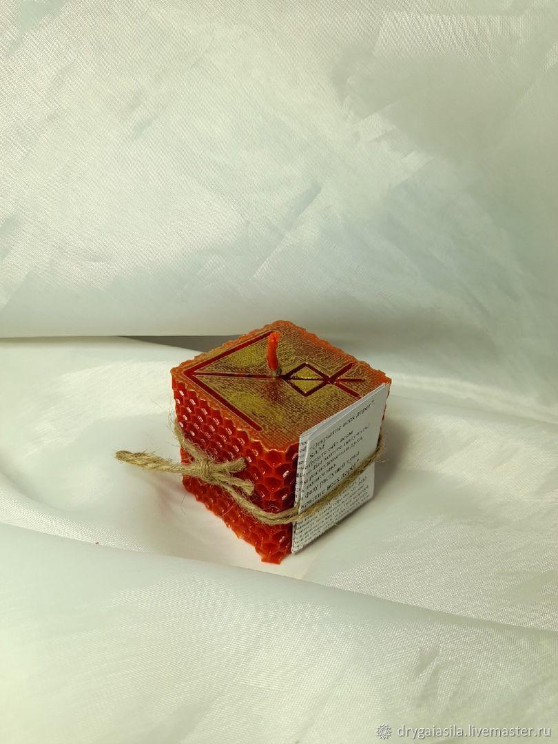ОТКРЫТИЕ ВСЕХ ДОРОГ, Ритуальная свеча, Шаховская,  Фото №1