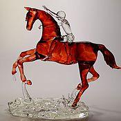 Для дома и интерьера ручной работы. Ярмарка Мастеров - ручная работа Купание Красного Коня ( версии I и II ). Handmade.