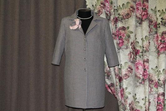 Верхняя одежда ручной работы. Ярмарка Мастеров - ручная работа. Купить Пальто. Handmade. Пальто, стильное пальто, модная одежда