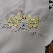 Винтаж handmade. Livemaster - original item Easter tabletop,chickens,vintage Germany. Handmade.