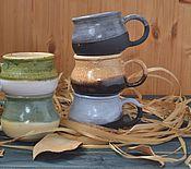 Посуда ручной работы. Ярмарка Мастеров - ручная работа Кружка Осень. Handmade.