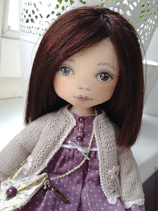 Коллекционные куклы ручной работы. Ярмарка Мастеров - ручная работа. Купить Молли. Handmade. Авторская кукла, подарок на любой случай