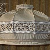 Для дома и интерьера ручной работы. Ярмарка Мастеров - ручная работа Подвесной абажур, люстра. Handmade.