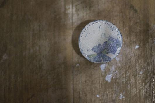 """Свадебные аксессуары ручной работы. Ярмарка Мастеров - ручная работа. Купить Коробочка для кольца """"Fly, butterfly"""". Handmade. Голубой, бабочка"""