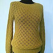 "Одежда handmade. Livemaster - original item Openwork sweater ""Tuscany"". Handmade."