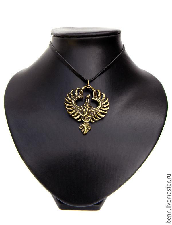 28fee7551865 Кулон Феникс (1), Подвеска с фениксом, Кулон жар птица – купить в ...