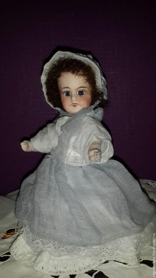 Коллекционные куклы ручной работы. Ярмарка Мастеров - ручная работа. Купить Куколка-хенд мэйд. Handmade. Антикварная кукла