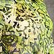 """Платья ручной работы. Платье-халат """"Камуфляж"""". Надя Хохлова. Ярмарка Мастеров. Платье на лето"""
