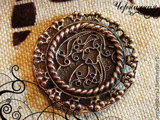 Для украшений ручной работы. Ярмарка Мастеров - ручная работа. Купить Время рыцарей 1396-400 (1). Handmade.